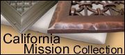 California mission resin grilles