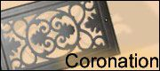 Coronation grille